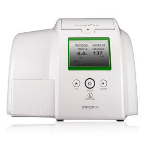 Infopia HbA1c Measuring System